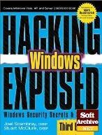 Книга Hacking Exposed Windows: Microsoft Windows Security Secrets and Solutions, Third Edition
