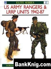 Книга Osprey Elite №13. US Army Rangers & LRRP Units 1942-87 pdf (scan) 14Мб