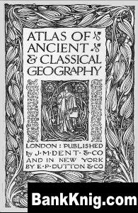 Книга Atlas of Ancient & Classical Geography