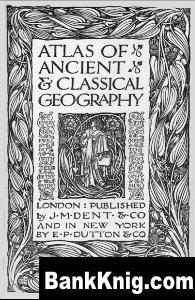 Книга Atlas of Ancient & Classical Geography
