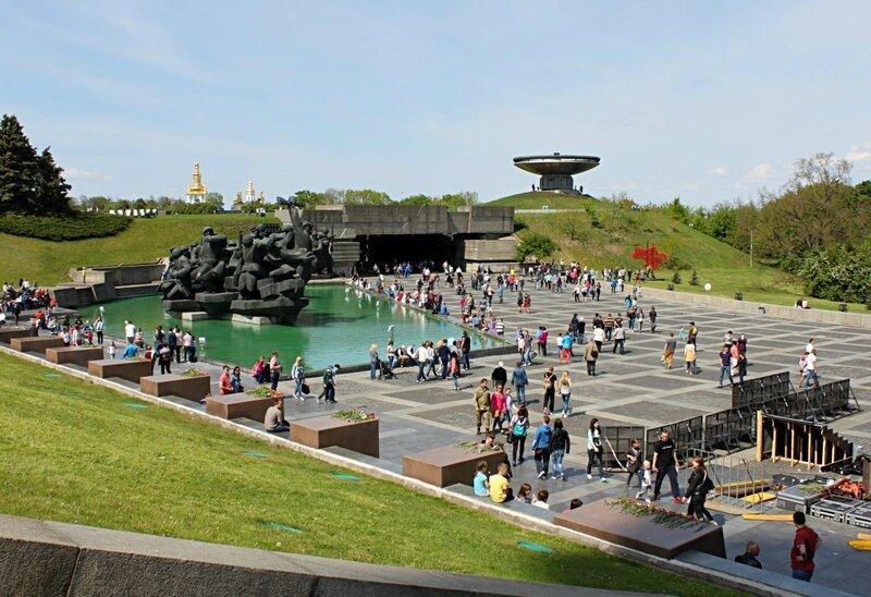 национальный музей великой отечественной войны киев