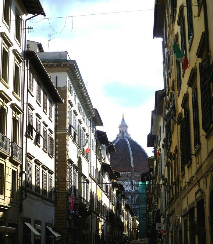 Италия, Флоренция - Санта-Мария-дель-Фьоре (Italy, Florence - Florence Cathedral)