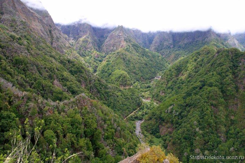 Мадейра, левада Балкоес