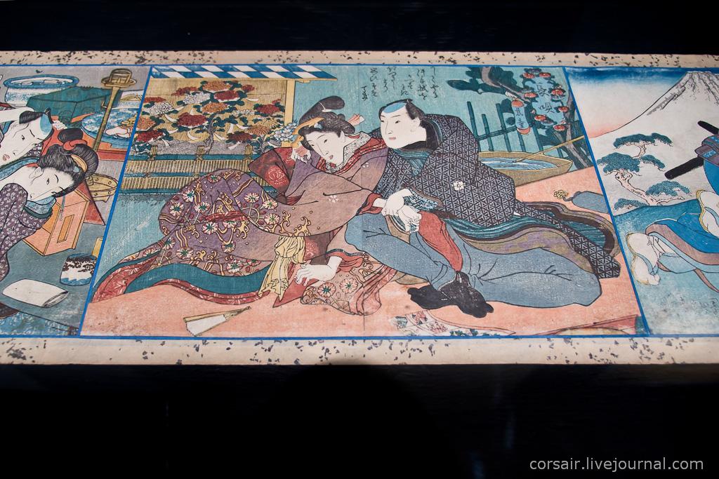 Сюнга манга рисунки картины япония смотреть фото 368-561