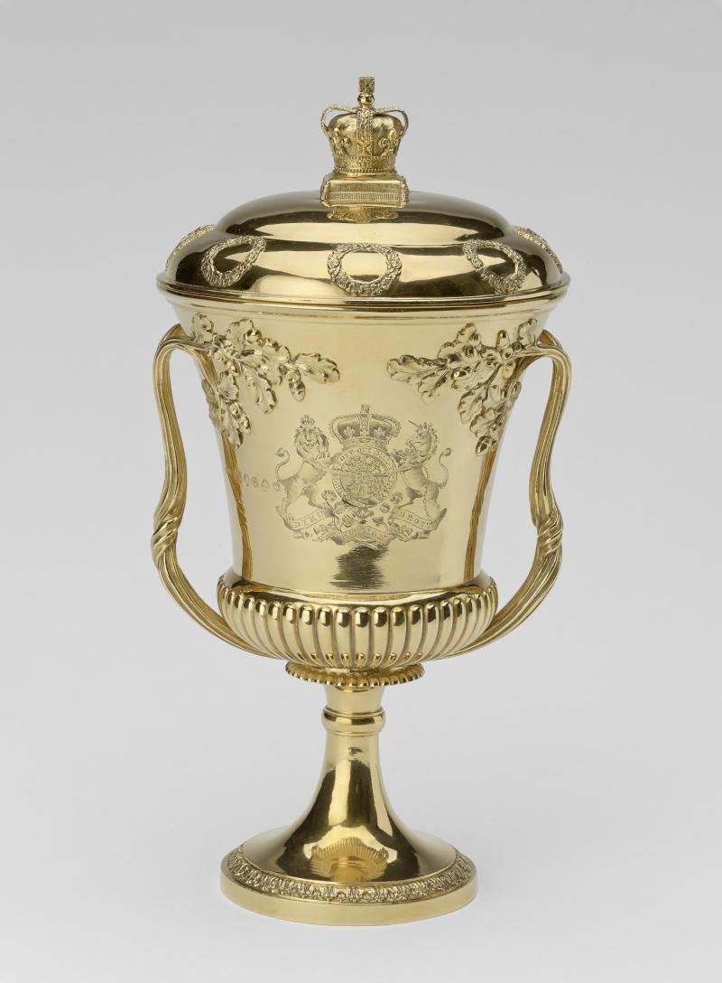 Филипп Ранделл (1746-1827)Кубок и крышка  1820-21 Золотые