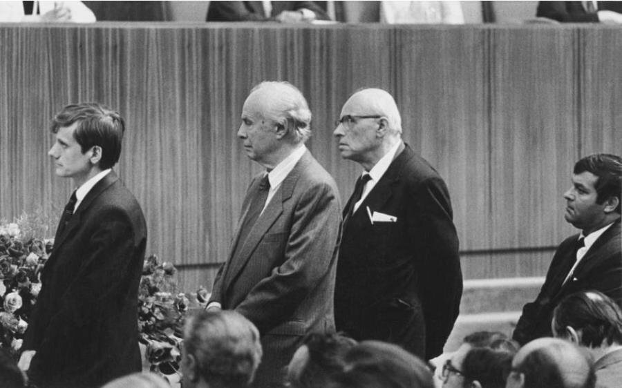 1989. Академик Андрей Дмитриевич Сахаров