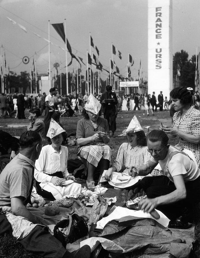 1945. Фестиваль Юманите