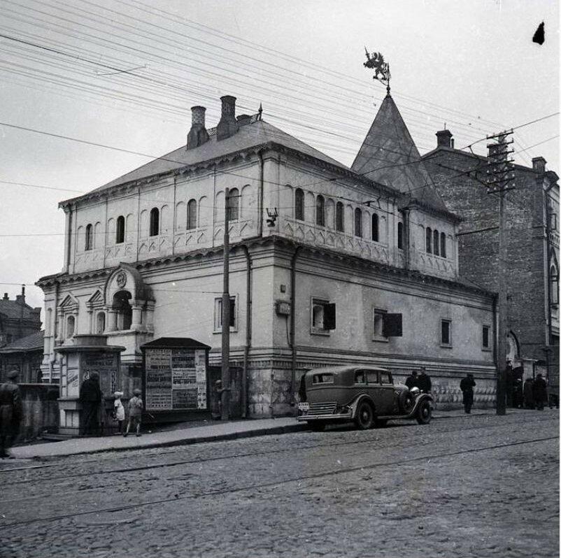 1934. Палаты бояр Романовых