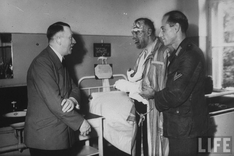 Гитлер, 20 июля 1944 года