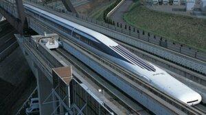 В Японии проводят тесты высокоскоростного поезда