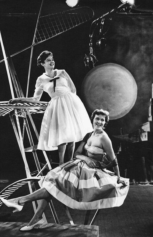 2 Лев Портер «Телеведущие». 1960 год.jpg
