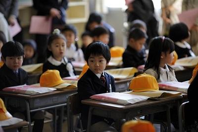 Япония дети