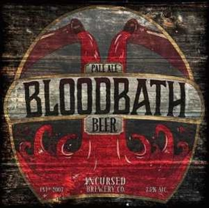 Incursed -  Beer Bloodbath  (2014)