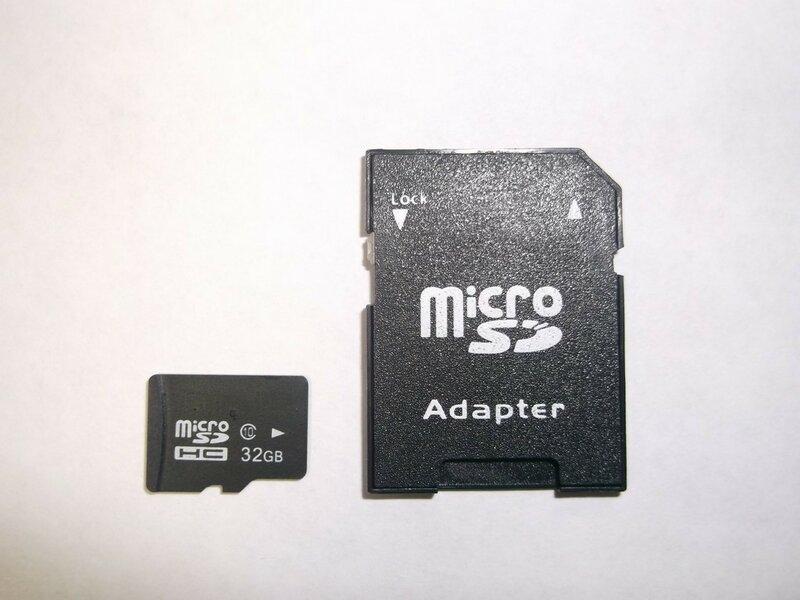 ChinaBuye: Честная китайская MicroSD-карта 32 Гб 10 класса