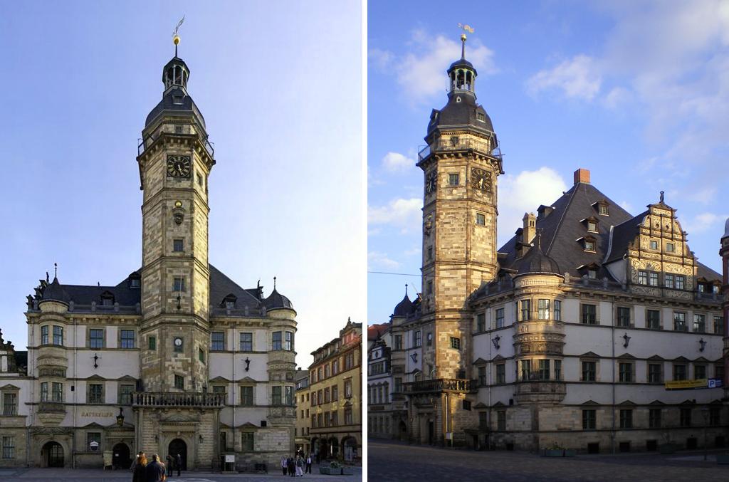 Ратуша. Германия