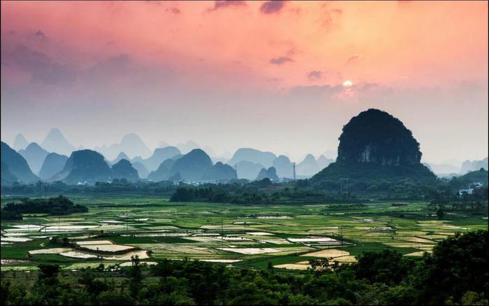 Страна контрастов. Красивые фотографии Китая