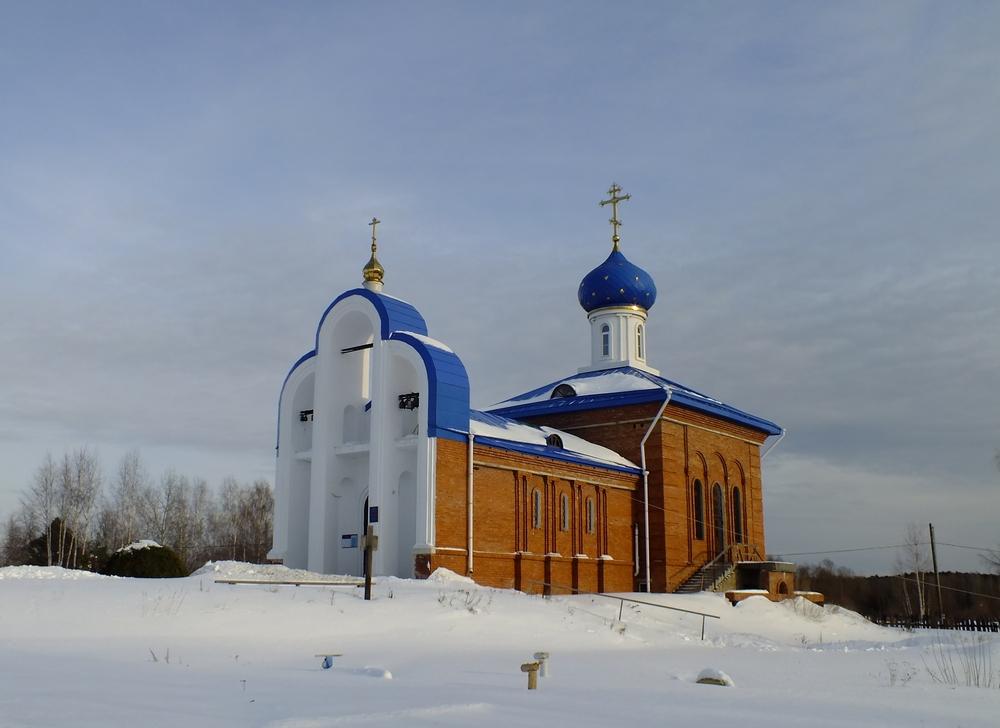 фото церкви с юсьва тебе, родная, терять