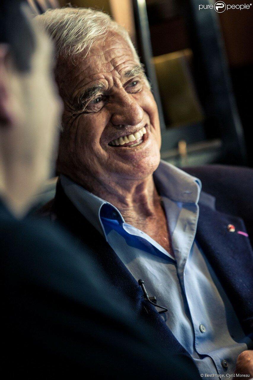 Le 20 mars 2014, Jean-Paul Belmondo.jpg