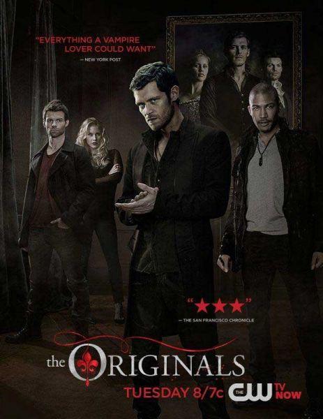 ������� / ����������� / The Originals (2 ����� 2014) WEB-DLRip / WEB-DLRip 720p