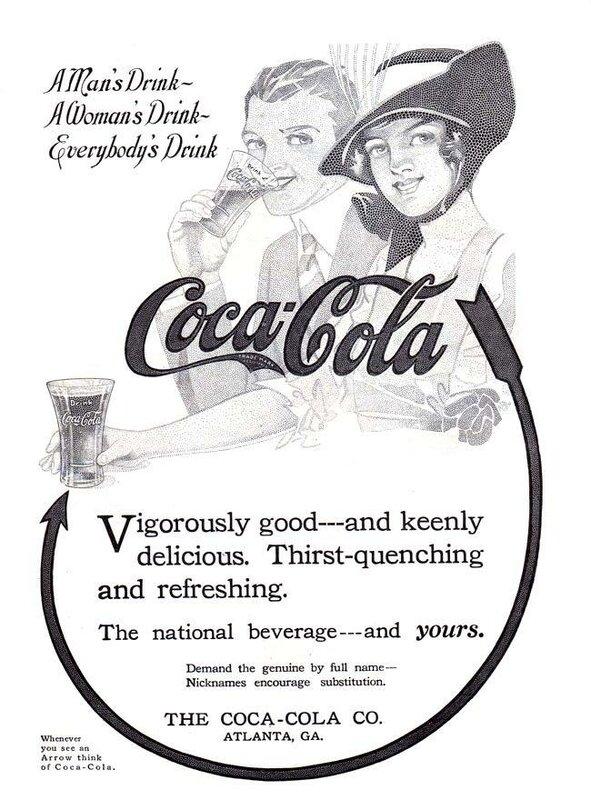 Coca-Cola, 1914