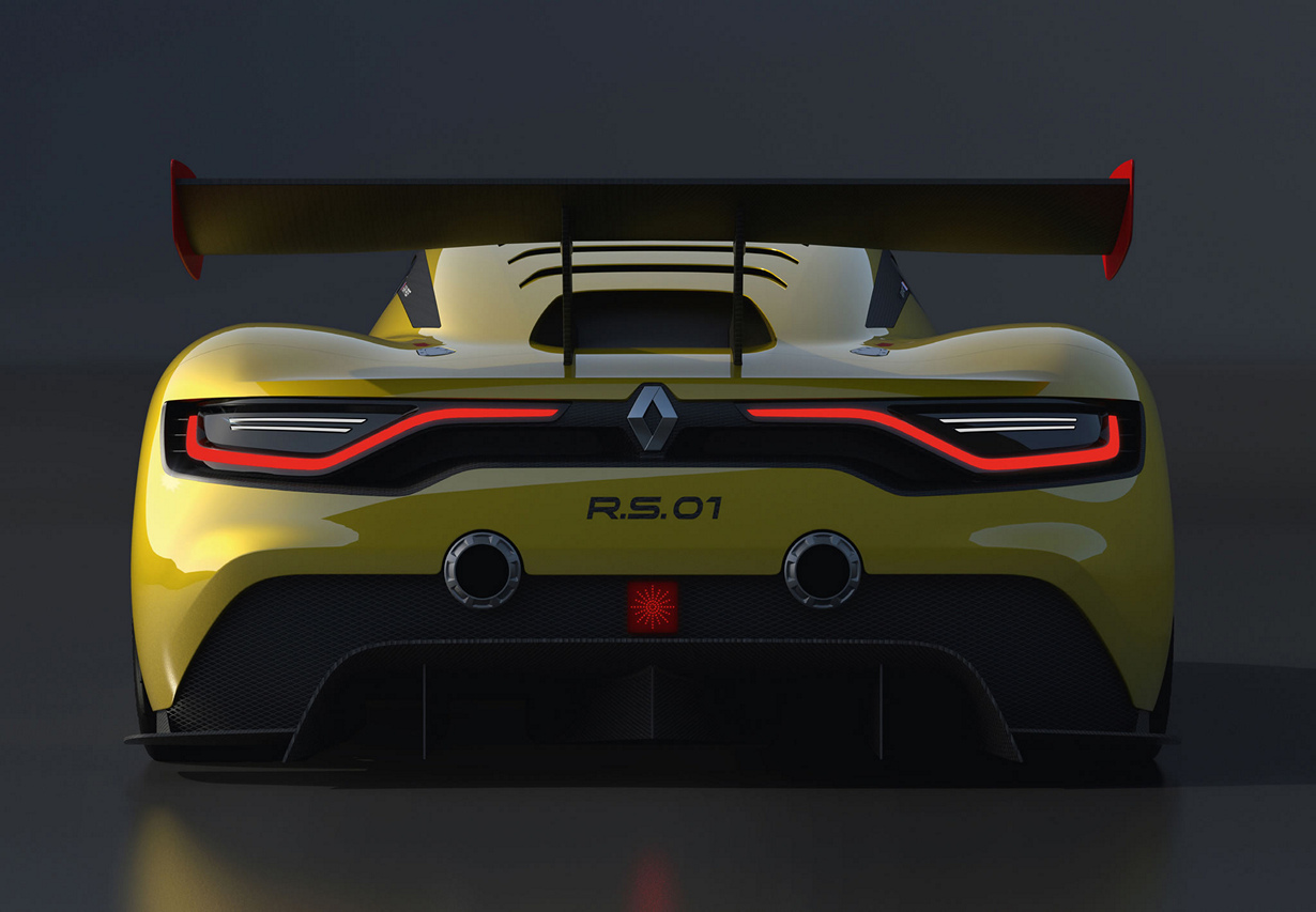 Новый «спортсмен» от Renault (7 фото)
