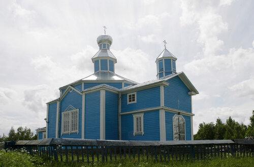 Храм Рождества Пресвятой Богородицы пос. Вертулово