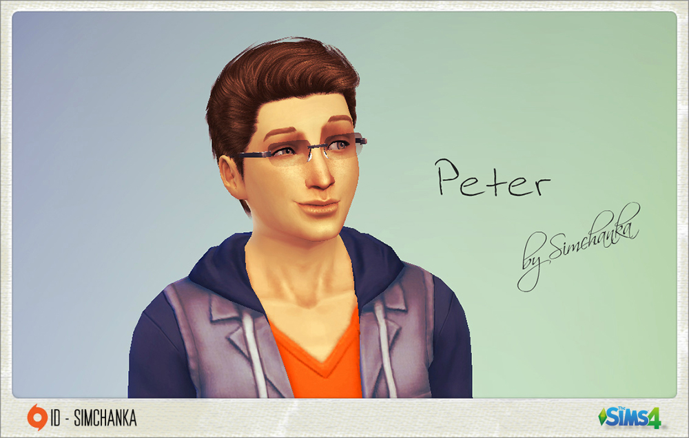 Peter by Simchanka