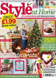 Style at Home - №12 2013 (UK)