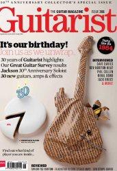 Журнал Guitarist - June 2014