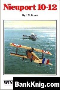 Книга Nieuport 10-12