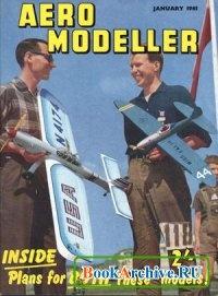 Журнал Aeromodeller Vol.27 No.1 (January 1961).