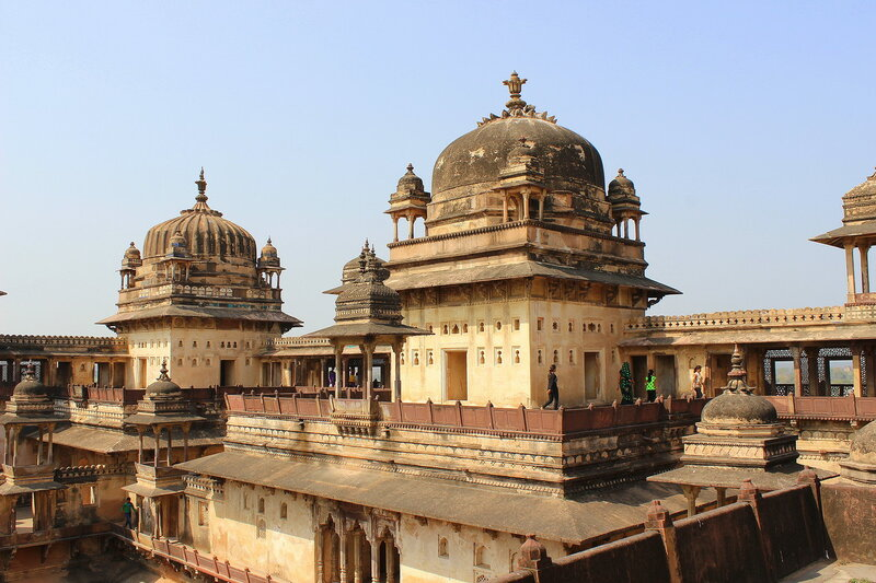 Джахангир-Махал, Орчха