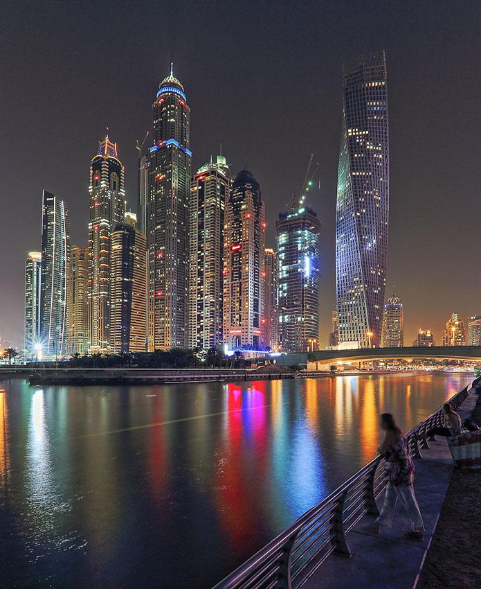 Как снимать ночной пейзаж
