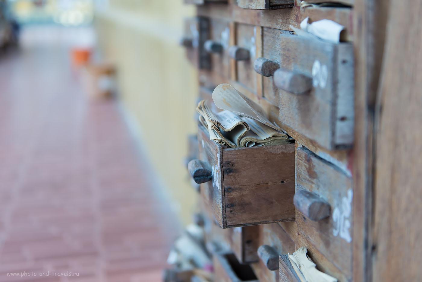 Фотография 23. Наверное, ящик для пожеланий... Поездка по интересным местам в окрестностях Хуахина.