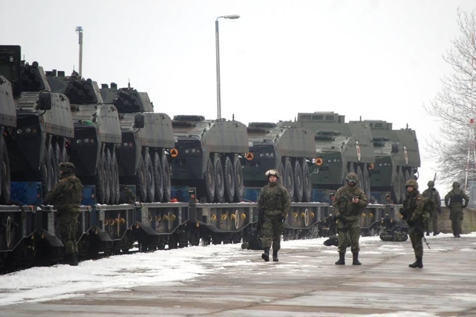 НАТО готовится к вторжению. Договор в Минске не состоится