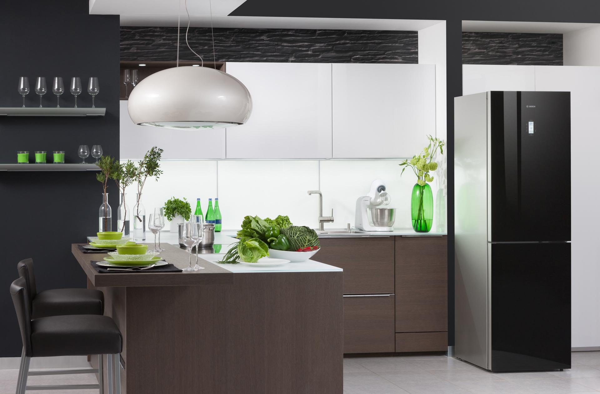 Bosch холодильники в интернет-магазине кухонной техники Миллиардум в Краснодаре