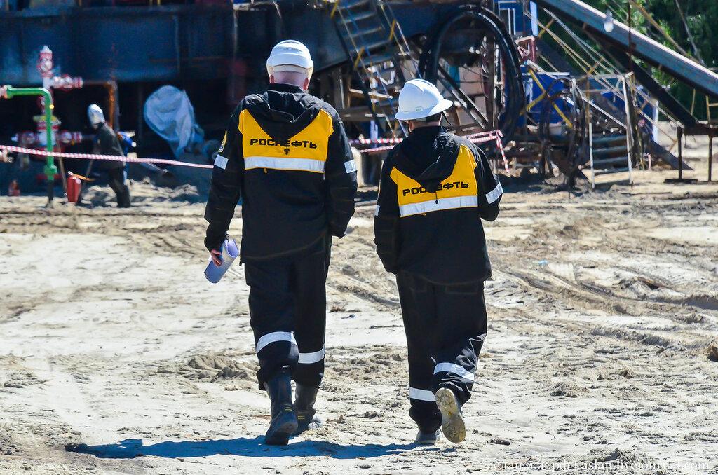 Как добывают нефть в России. Часть 1