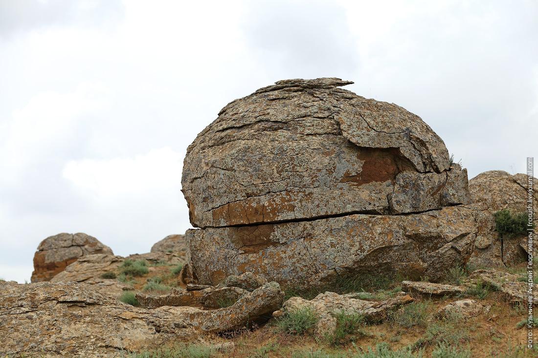 долина шаров Торыш