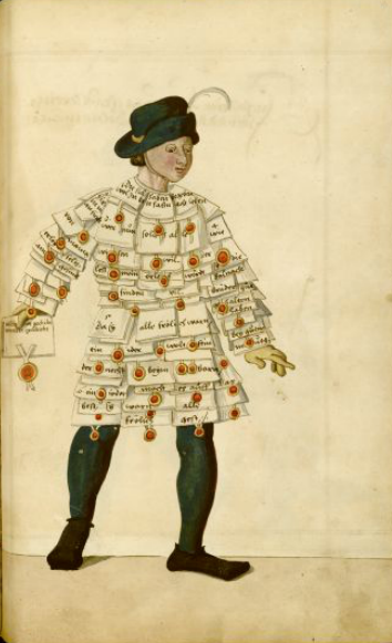 Radical Fashion from the Schembart Carnival, 1590400.png