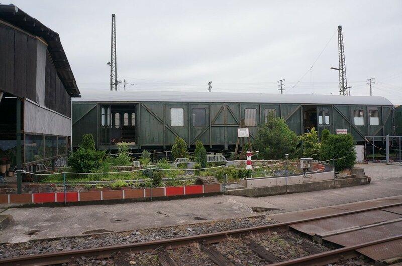 Садовая ЖД в Кобленце