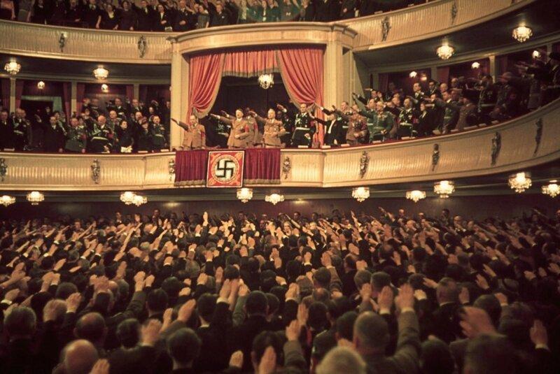Нацистская Германия