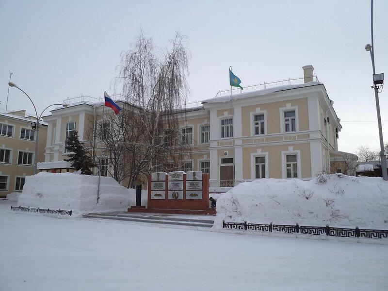 Омский кадетский военный корпус