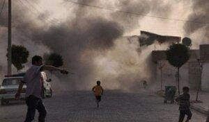 Сирийская авиация наносит удары по позициям ИГ в Дамаске