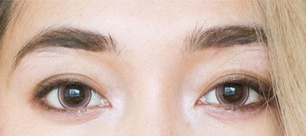 Самый горячий тренд наступившего года – аниме-глаза