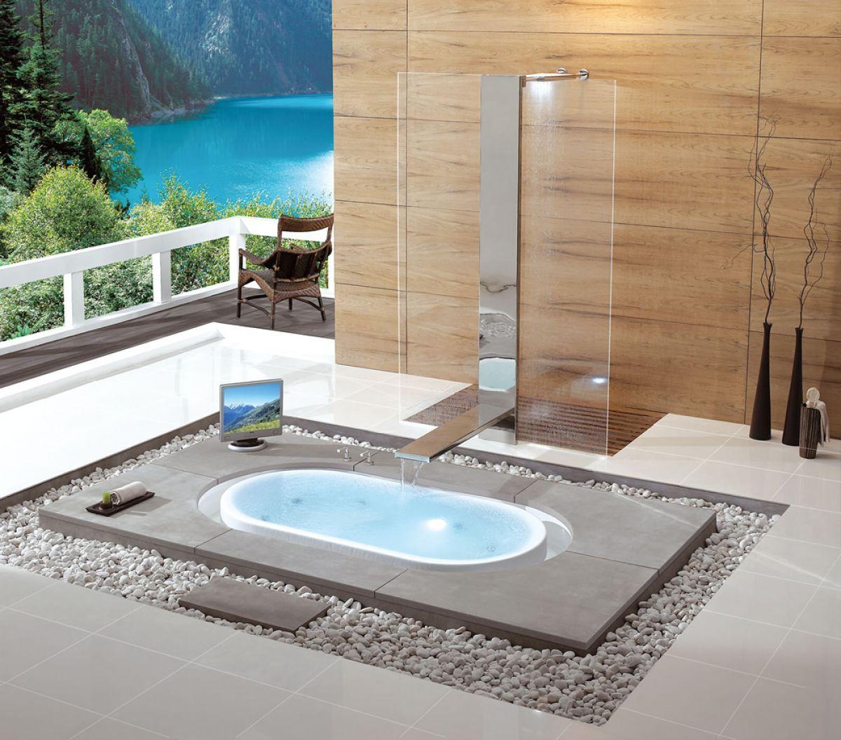 Ванна - бассейн