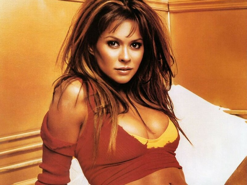 Brooke Burke Maxim March 2001 USA