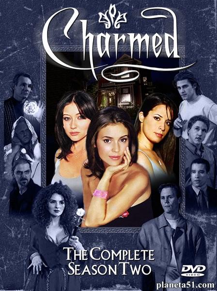 Зачарованные ПОЛНОЕ СОБРАНИЕ! (Сезоны 1-8) / Charmed (1998-2006/DVDRip)