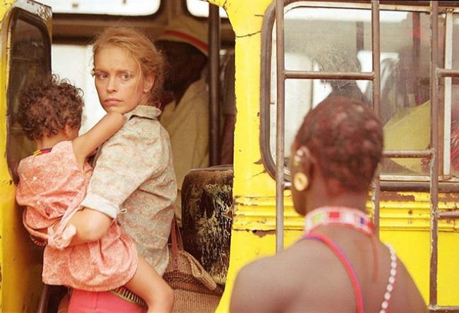 Вжизни : Основой для этого фильма послужила история Коринны Хофманн, описанная еюводноименной кни