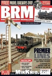 Журнал British Railway Modelling - March 2015