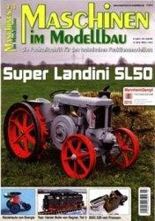 Журнал Maschinen im Modellbau 2013-03